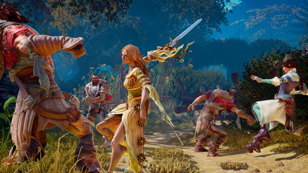 Fable Legends battle