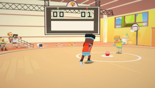 Stikbold! A Dodgeball Adventure review: Hit me with your best shot