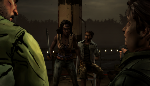 The Walking Dead: Michonne Episode 2: Give No Shelter review: Shambling along