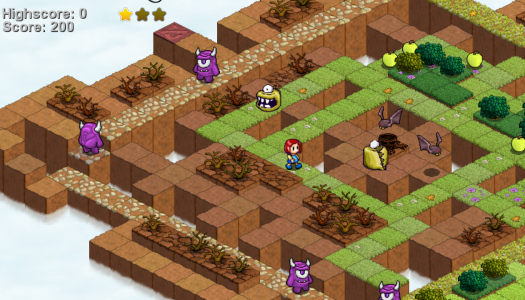 Skyling: Garden Defense review: Keep off the grass