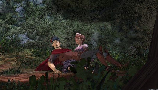 King's Quest Chapter 3: Once Upon a Climb review: Onwards and upwards