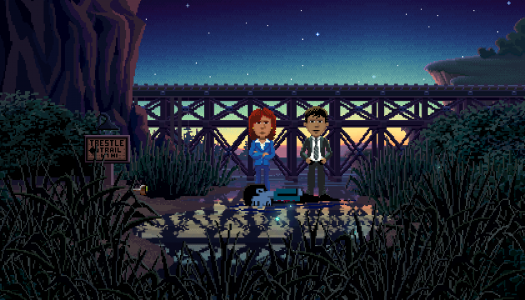 Thimbleweed Park is the adventure of 'a total a**hole'