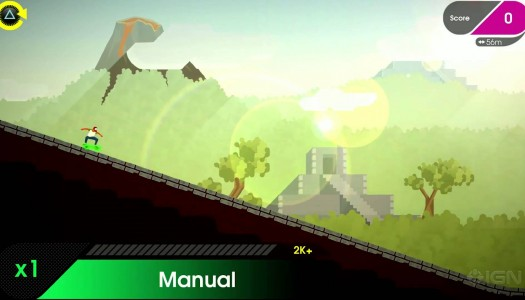OlliOlli2: XL Edition review: Timing is everything