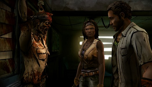 The Walking Dead: Michonne review: I miss Clementine