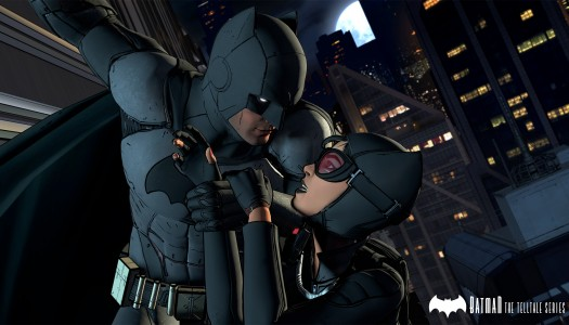 Batman – The Telltale Series gliding into summer