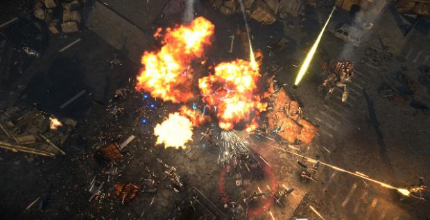 Livelock Explosions