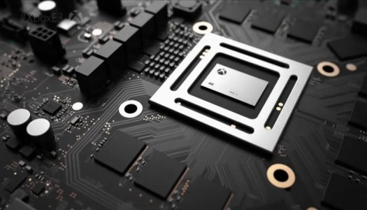 Xbox One Scorpio is (maybe) only for gamers with 4K TVs