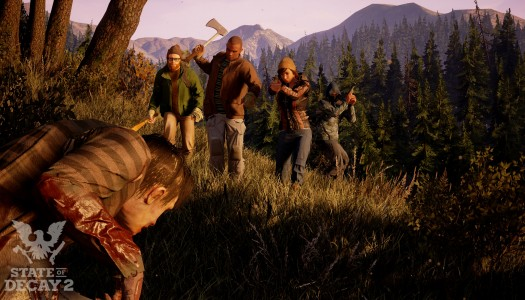State of Decay 2 coming to Xbox One and Windows 10 in 2017