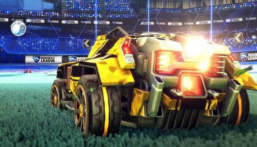 Rocket League getting classic battle-car DLC