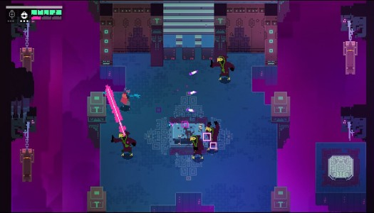 Hyper Light Drifter review: 16-Bit soul