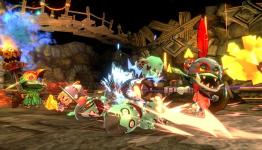 Happy Dungeons coming to Xbox One Game Preview Program August 3