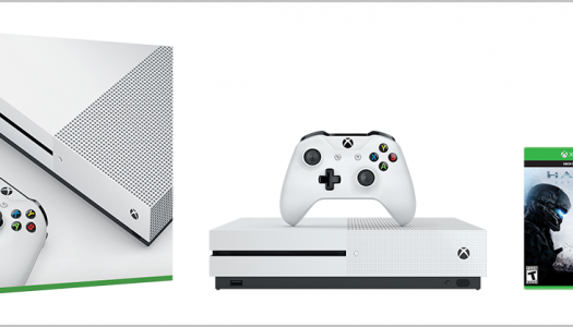 Madden and Halo 500GB and 1TB Xbox One S bundles releasing August 23