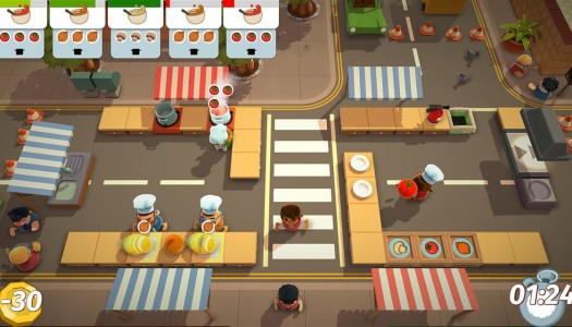 Overcooked review: Fast food