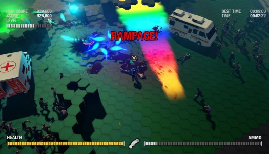 #KILLALLZOMBIES review: Dead dull