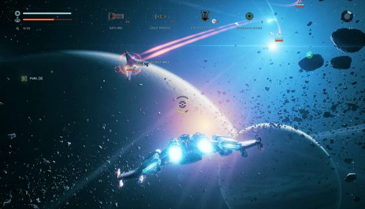 Everspace preview: Roguelike squadron