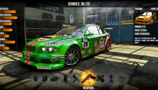 Gas Guzzlers Extreme review: Pedal to the metal