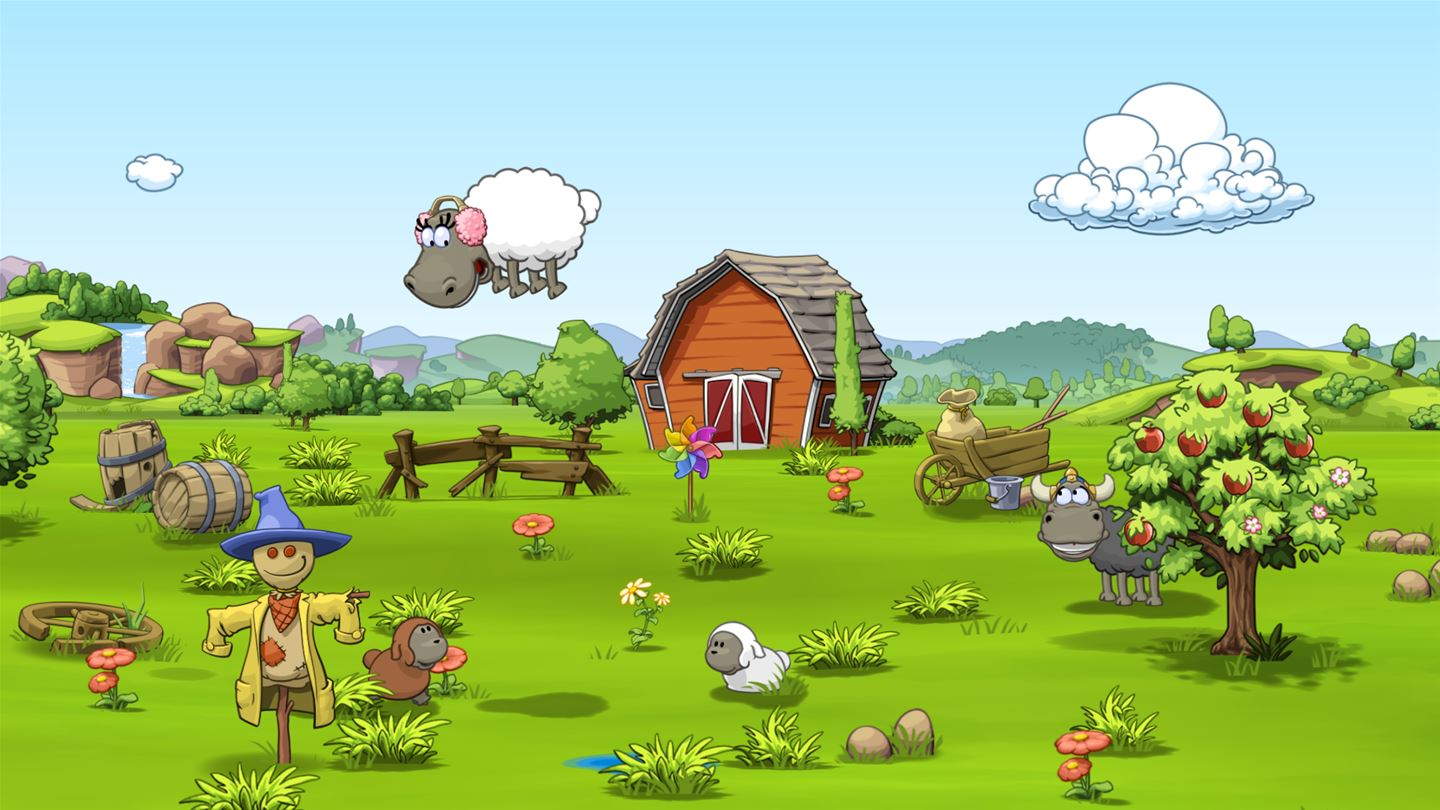 Clouds Sheep 2 Review Ewe Might Be Surprised Xblafans