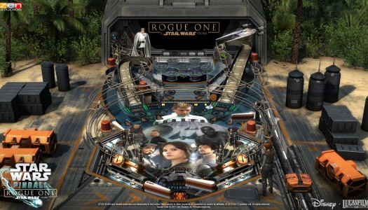 Star Wars Pinball: Rogue One coming January 31