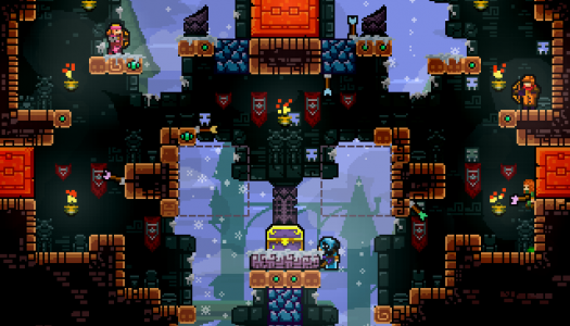 Towerfall Ascension review: Phone a Friend