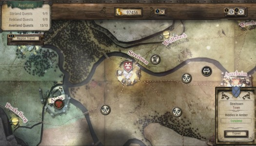 Warhammer Quest review: bare ios-entials