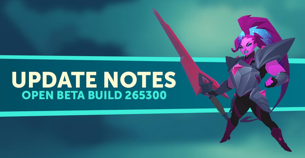 Gigantic update 265300