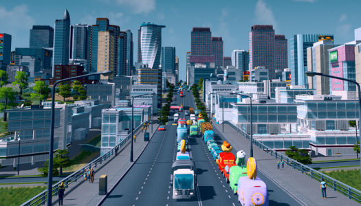 Cities: Skylines Xbox One Edition launching this spring