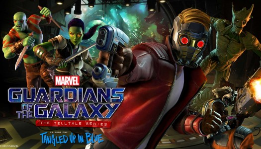 Update: Marvel's Guardians of the Galaxy: The Telltale Series firing onto Xbox One April 18
