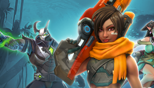 We have over 1,000 copies of Paladins for Xbox One to give away