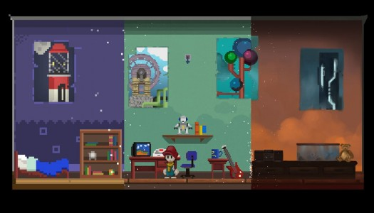 A Pixel Story review: The Past is New Again