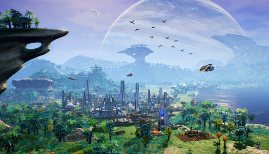 Alien city building sim Aven Colony coming to Xbox One