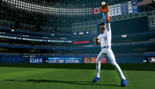 R.B.I. Baseball 2017 review – Errors in the outfield