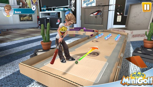 Infinite Minigolf coming to Xbox One this spring