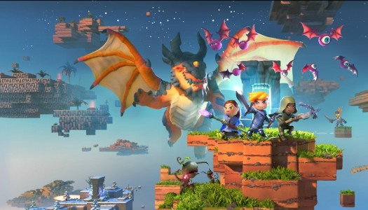 Free Portal Knights trial coming to Xbox One this month