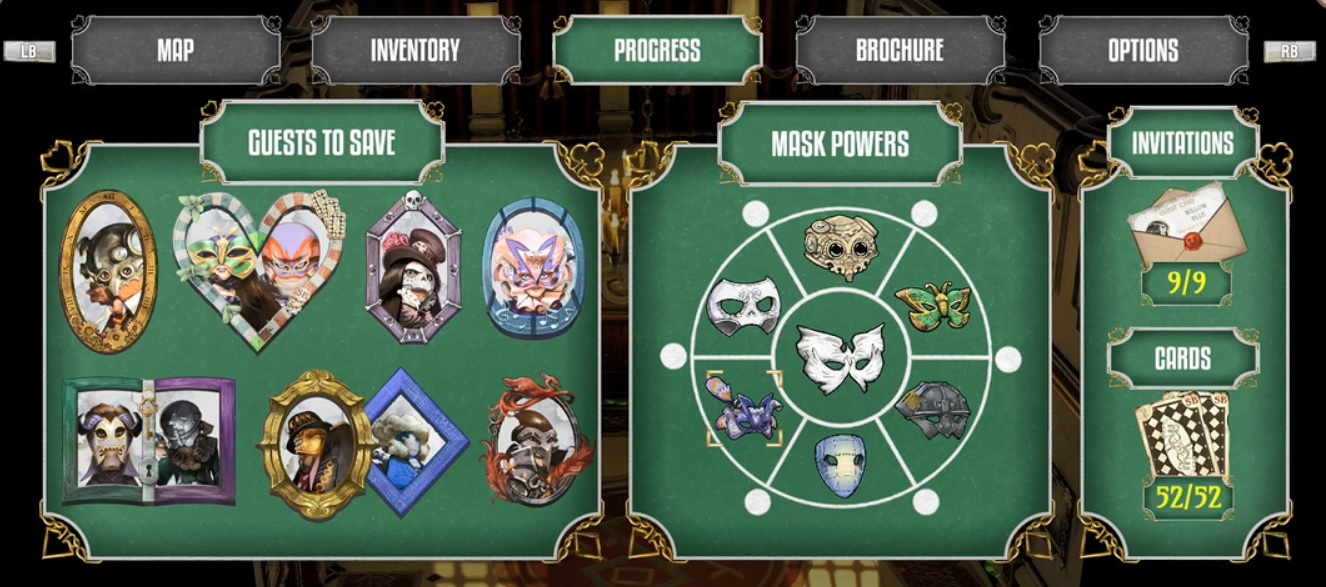 The Sexy Brutale Achievement Guide – XBLAFans