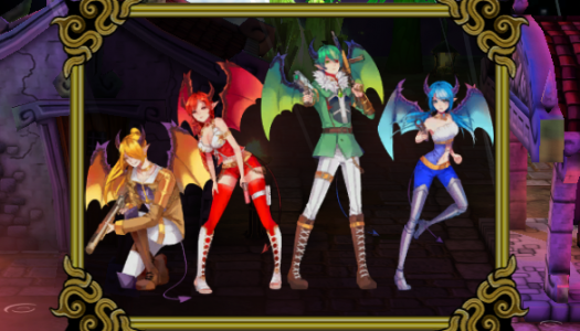 Demon's Crystals Review: The Price Is Right