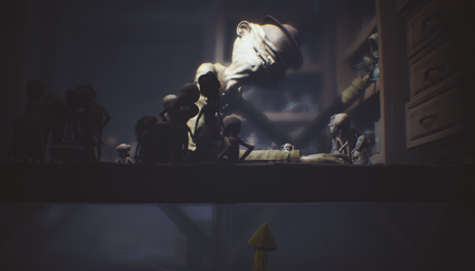 Bandai Namco looking to make a Little Nightmares movie