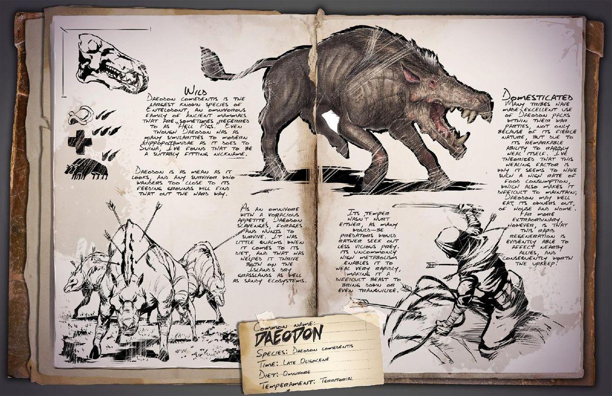ark daeodon