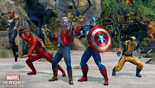 Marvel Heroes Omega saving Xbox One June 20