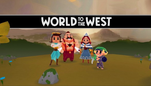World to the West review: Four steps forward and fours steps back