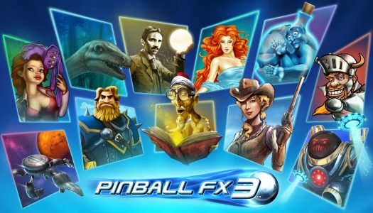 Pinball FX 3 launching later this year