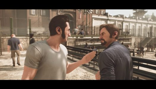 EA announces A Way Out