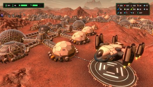 Planetbase Review: Solid Base-building in a Frustrating Package