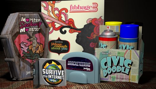 The Jackbox Party Pack 4 reveals all