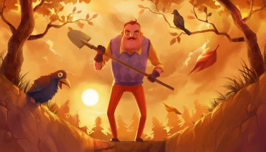 Hello Neighbor getting retail release this winter