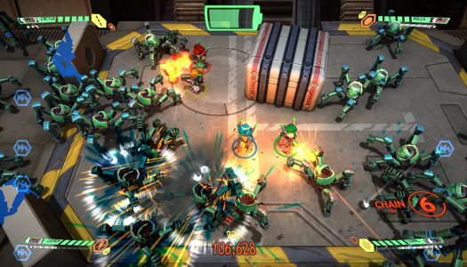 Assault Android Cactus coming to Xbox One November 7