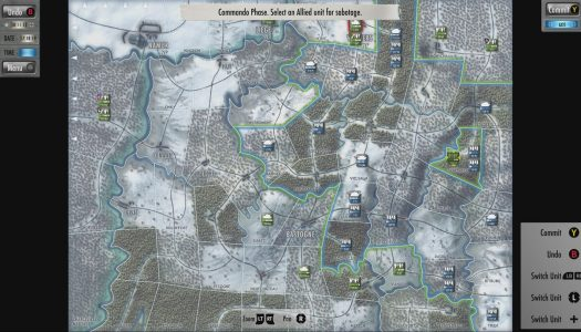 Battle of the Bulge Review: A Classic Foray