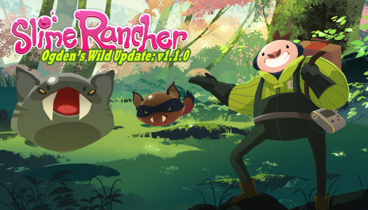 Slime Rancher Ogden's Wild update out now