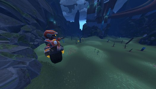Robot racer Defunct zooms to Xbox One