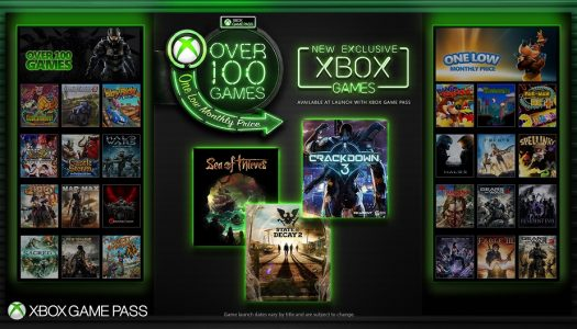Future New Releases Will Join Xbox Game Pass at Launch