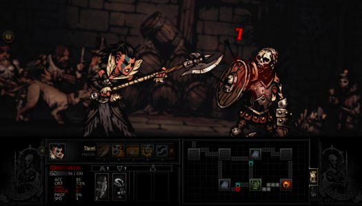 Darkest Dungeon review: At the RPG of madness
